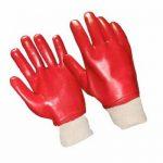 Перчатки маслобензостойкие с ПВХ покрытием «Гранат»